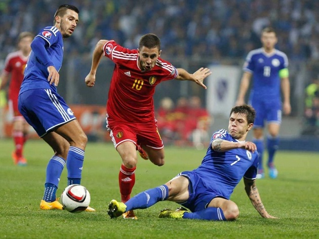 Prediksi Bola Belgia vs Bosnia-Herzegovina 4 September 2015